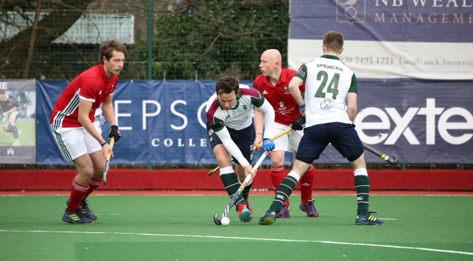 Surbiton Men extended their lead at the top
