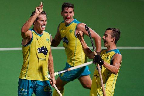 Australia v Netherlands - Game 4