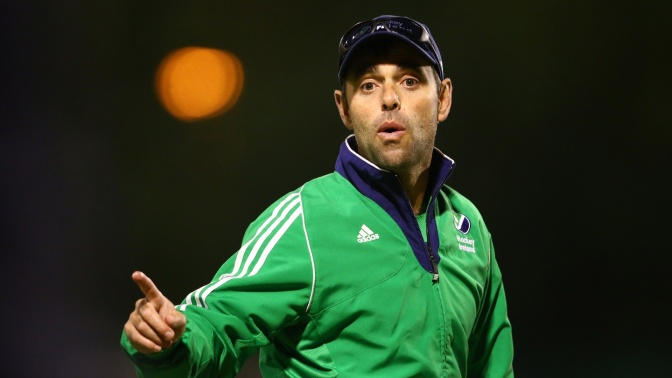 Ireland finished their 5 Nations campaign with a comfortable win v USA