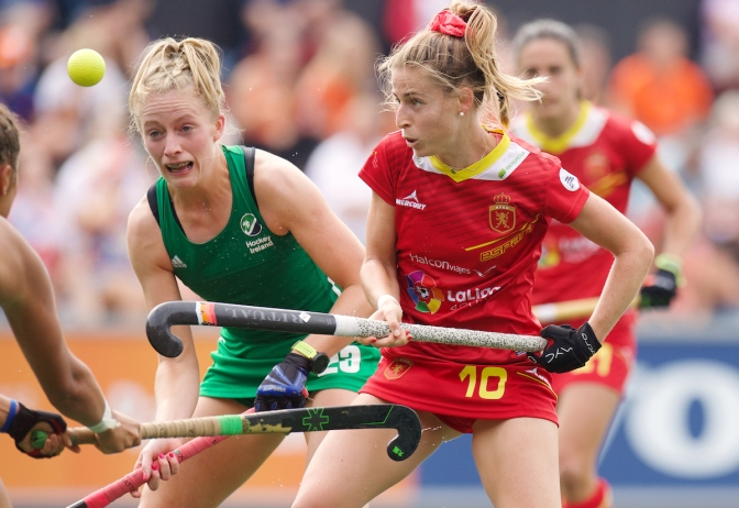 Green Army Beat Spain To Split The Series