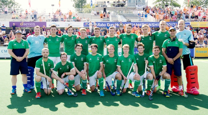 Green Machine Fall To World Number 4 Netherlands
