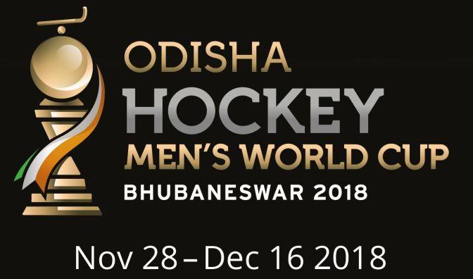 Odisha Men's World Cup Schedule Announced