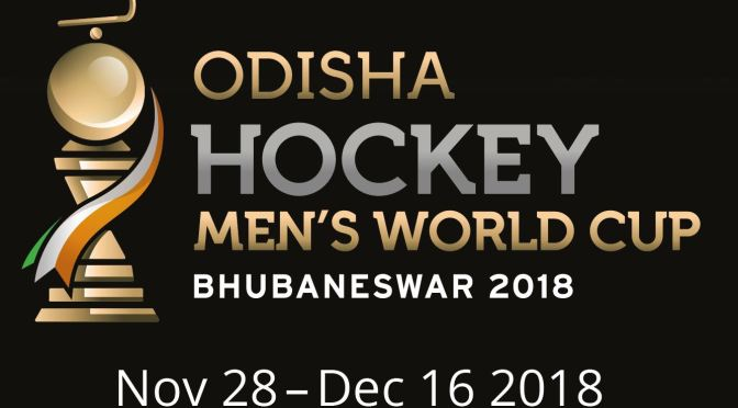 Odisha Men's World Cup Schedule Announced