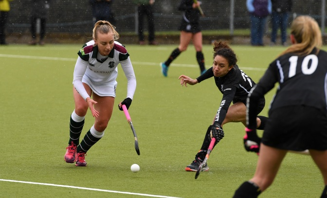 Surbiton Ladies extend their lead at the top