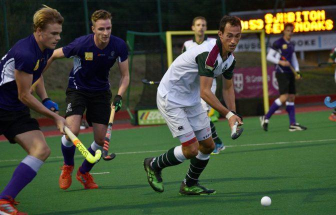 Surbiton maintain their four point lead over Beeston