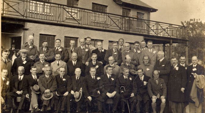Celebrating 125th Anniversary of Irish Hockey Union Formation