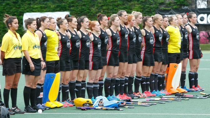 Commonwealth Games Squads Announced For Hockey Wales