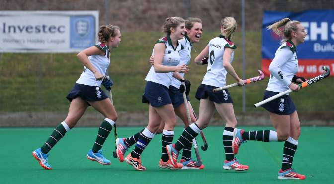 Surbiton Ladies Stay Top Despite Loss To Holcombe