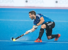 Odisha Men's Hockey World League Final Bhubaneswar 2017 Match id:14 England v Argentina , Quater Final Foto: Agustin Mazzilli (Arg) WSP COPYRIGHT KOEN SUYK