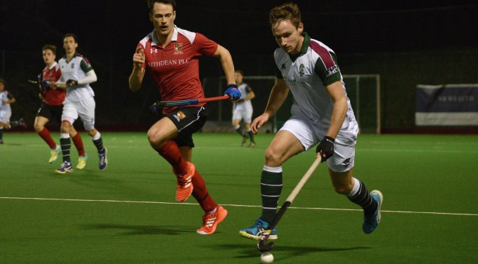 Surbiton Men's Lead Cut To Just One Point