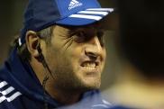 BUENOS AIRES - Hock World League Semi Final Men Argentina v Austria foto: Argentina coach Carlos RETEGUI. FFU PRESS AGENCY COPYRIGHT FRANK UIJLENBROEK