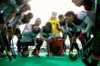 ROTTERDAM - Euro Hockey Leaque KO16 Holcombe HC - Real Polo de Club de Barcelona foto: ALEGRE BIOSCA David. FFU PRESS AGENCY COPYRIGHT FRANK UIJLENBROEK