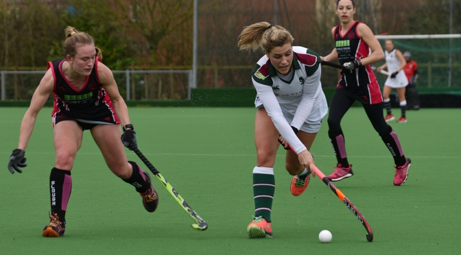 Emily Defroand Leads The Way For New Look Surbiton Ladies