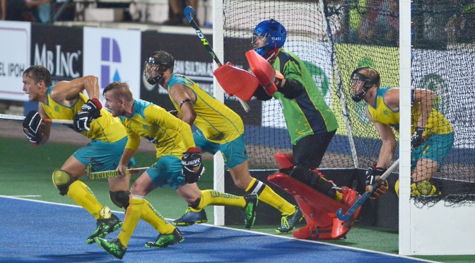 KOOKABURRAS CLAIM SERIES AHEAD OF CHAMPIONS TROPHY