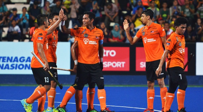 Ireland suffer defeat against hosts Malaysia