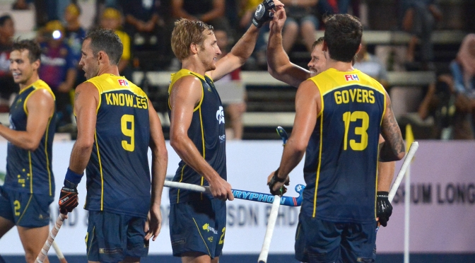 KOOKABURRAS MAKE IT TWO FROM TWO AT AZLAN SHAH CUP