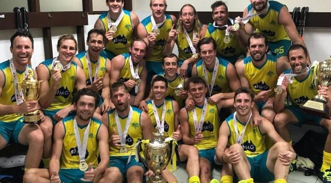 KOOKABURRAS CROWNED 2018 AZLAN SHAH CUP WINNERS