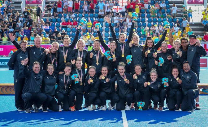 New Zealand's Black Sticks named for World Cup