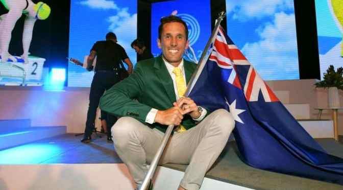 HOCKEY AUSTRALIA CONGRATULATES MARK KNOWLES ON FLAG BEARER HONOUR