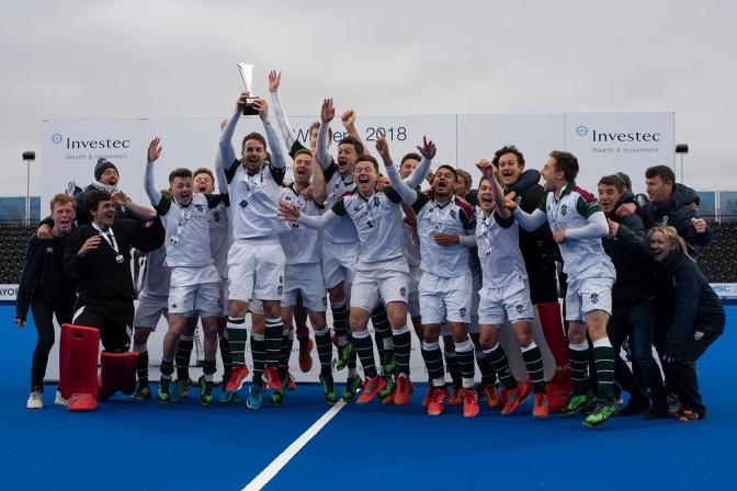 Surbiton Men Retain Their National Championship