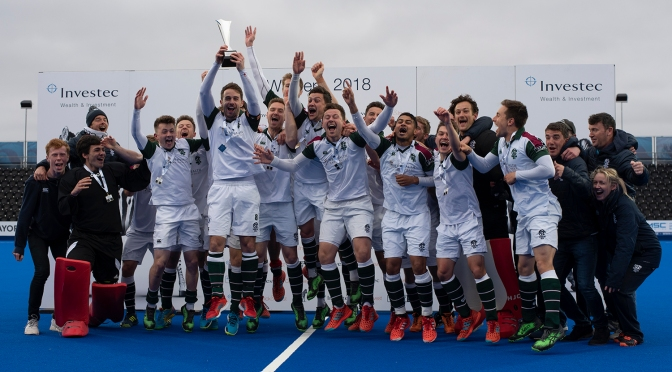 Surbiton Men Retain Their National Championship
