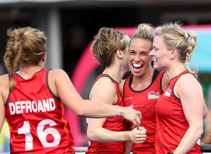 Wales, New Zealand, England and Australia earn opening day wins at Gold Coast 2018 women's hockey