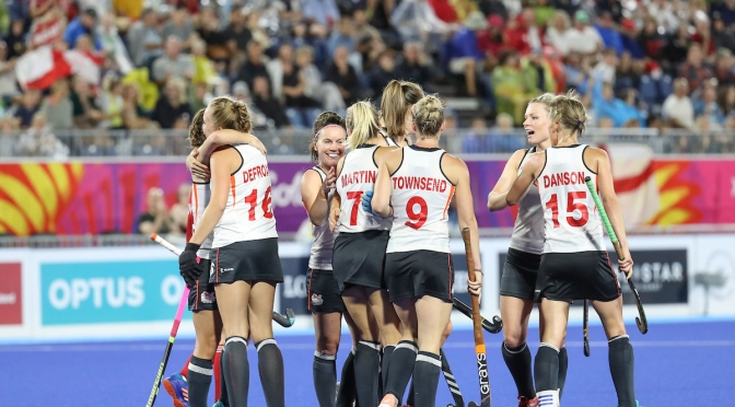 India, New Zealand and England record wins on second day of women's hockey at Gold Coast 2018 Commonwealth Games