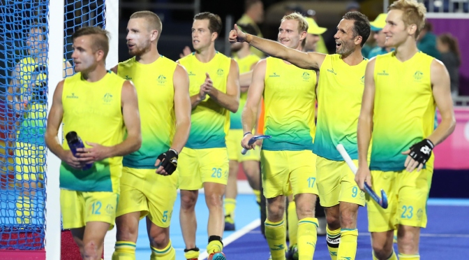 Australia open with win while Canada and Malaysia record first victories in Gold Coast 2018 Commonwealth Games men's hockey