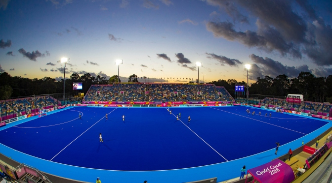 New Zealand hit another six while hosts continue fine form in Gold Coast 2018 Commonwealth Games men's hockey