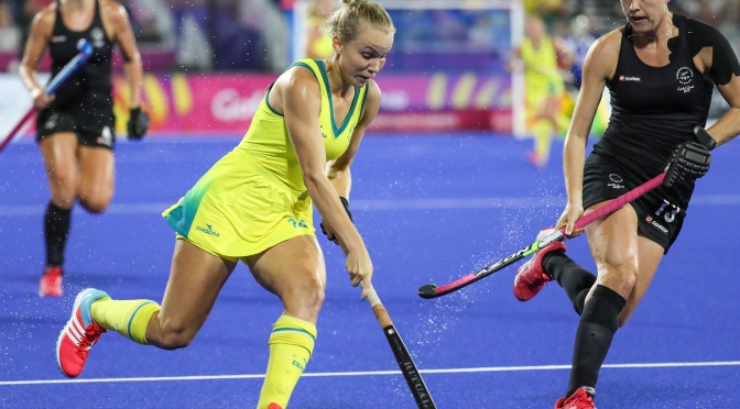 HOCKEYROOS & BLACK STICKS PLAY OUT PULSATING DRAW