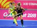 Gold Coast 2018 Commonwealth Games Hockey Centre 9/4/18 Day 5 AUS v NZ W Photo: Grant Treeby