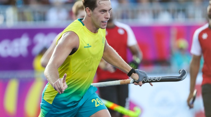 KOOKABURRAS SECURE COMMONWEALTH GAMES SEMI-FINAL SPOT
