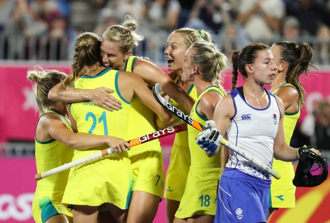 Women's hockey Semi-Finals line-up set for Gold Coast 2018 Commonwealth Games