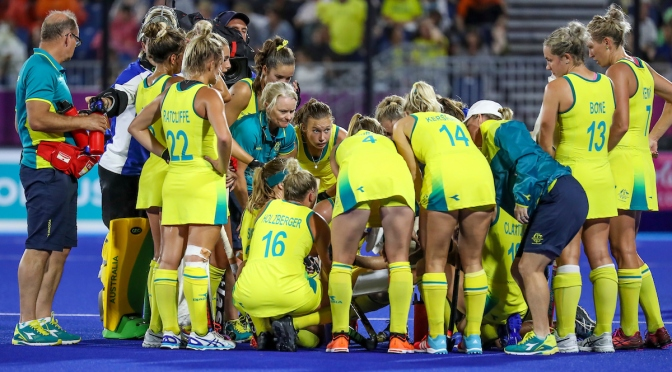 HOCKEYROOS TEAM CONFIRMED FOR TRI NATIONS SERIES