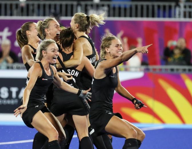 New Zealand's women to battle Australia for gold after shootout thriller
