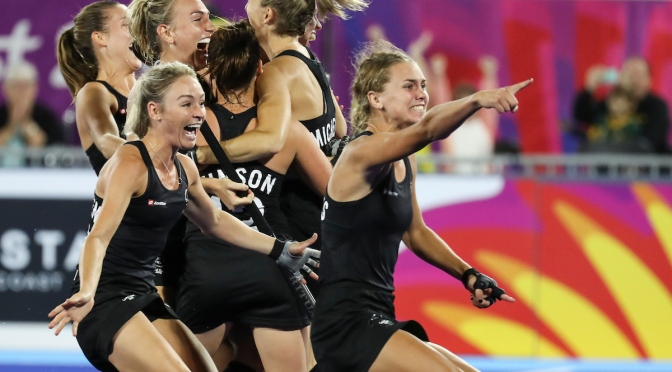 New Zealand's women to battle Australia for gold after shootout thriller