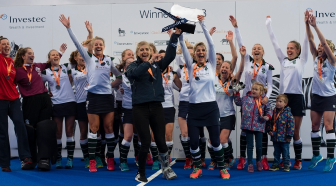 5 In A Row For Surbiton Ladies, England Hockey's Dominant Force
