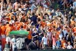 BLOEMENDAAL - EHL Finals BLOEMENDAAL v ROTTERDAM (SF2) Foto: Fans WORLDSPORTPICS COPYRIGHT FRANK UIJLENBROEK