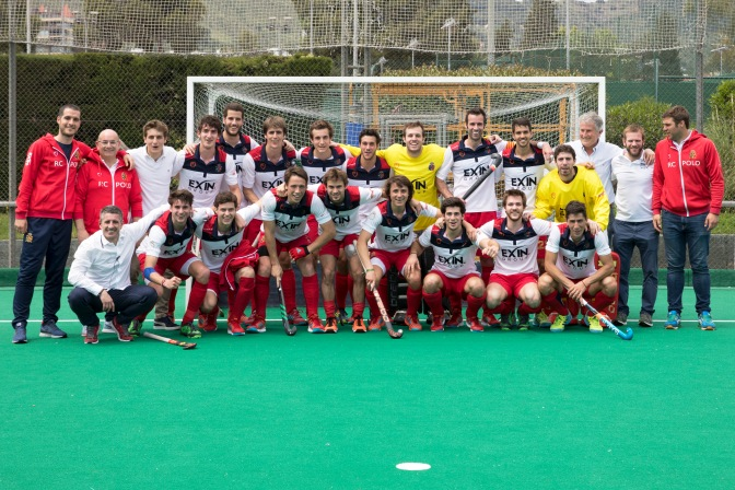 Polo the Spanish regular season champions once again