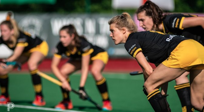 Reigning Champions Den Bosch Ease Their Way To The Semi Final