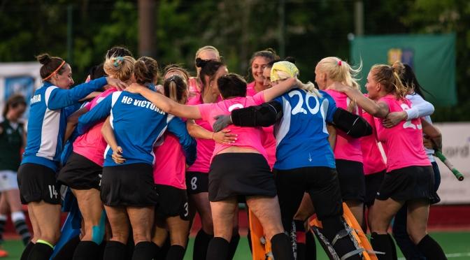 Newcomers Victorya Smolevichi stun the English champions in dramatic shootout