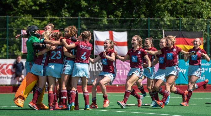 UHC Hamburg secure final spot at Amsterdam's expense