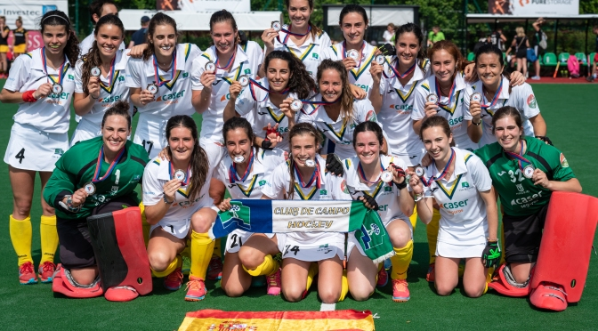 Controversy as Club Campo De Madrid finish third