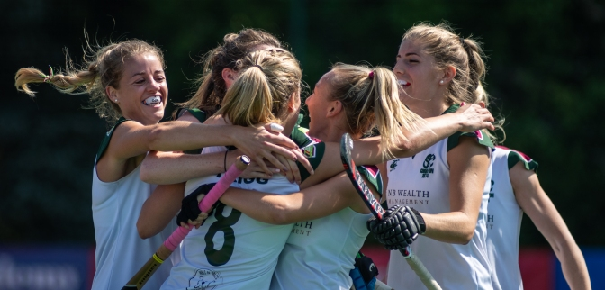 Surbiton Increase Lead At The Head Of The Investec Hockey League