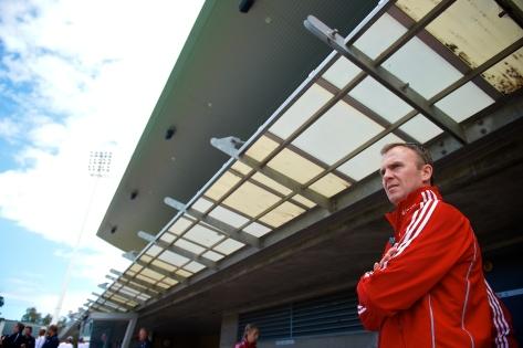 FIH Champions Trophy - England v Germany, 2 December 2012