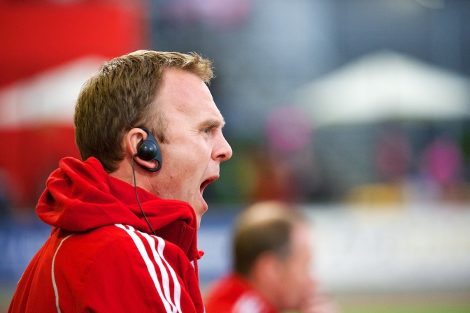 England & Great Britain Hockey accept resignation of Bobby Crutchley