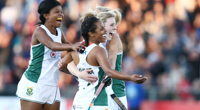 SA Women's Squad named for the Vitality Hockey World Cup