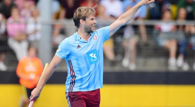Moritz FÜrste Returns To Hockey