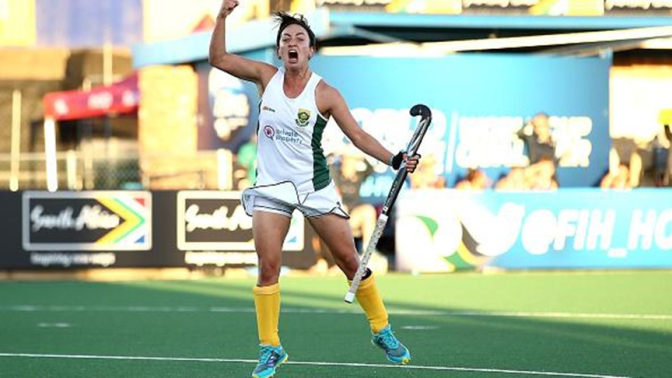 South African Striker Manuel grabs Hockey World Cup chance with both hands