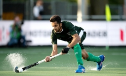 BREDA - Rabobank Hockey Champions Trophy The Netherlands - Pakistan Photo: . COPYRIGHT WORLDSPORTPICS FRANK UIJLENBROEK